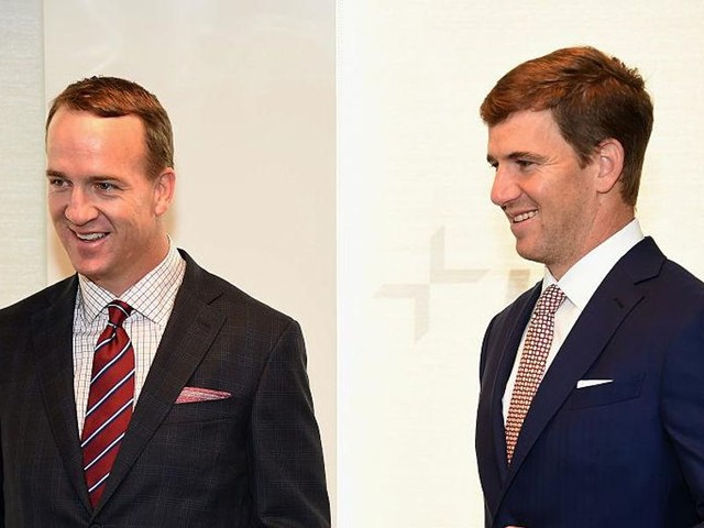Couch: Peyton and Eli Manning debut the future of sports broadcasting