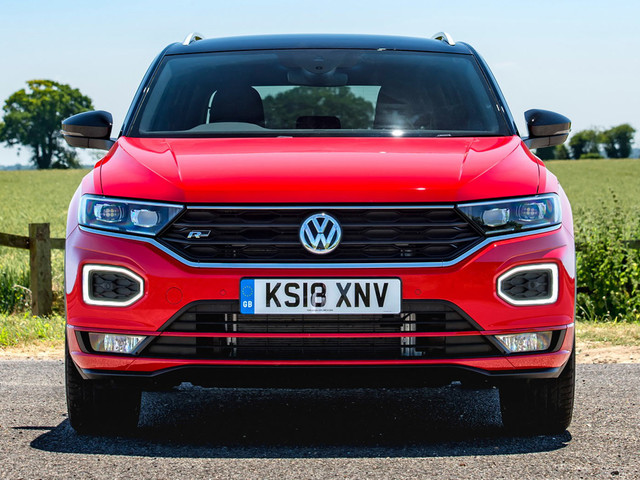 VW Working On Sub-Tiguan SUV Model For North America In 2021