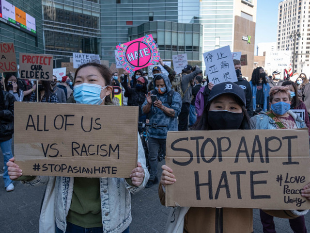 Many colleges have come up short in their responses to violence against Asian Americans (opinion)
