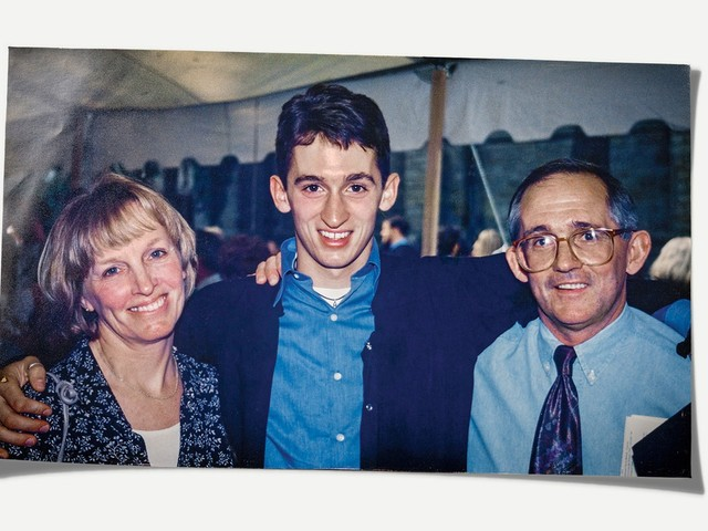 This family lost their 26-year-old son on 9/11. Here's how they processed grief differently