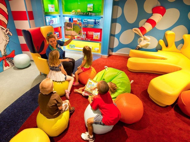 Horton the elephant joins Dr. Seuss-themed activities aboard Carnival cruises
