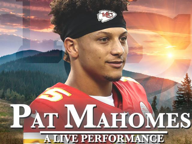 Pat Mahomes: A Live Performance
