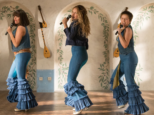 Box Office: 'Mamma Mia! Here We Go Again' Dancing Past 'Equalizer 2' to $30 Million-Plus Opening