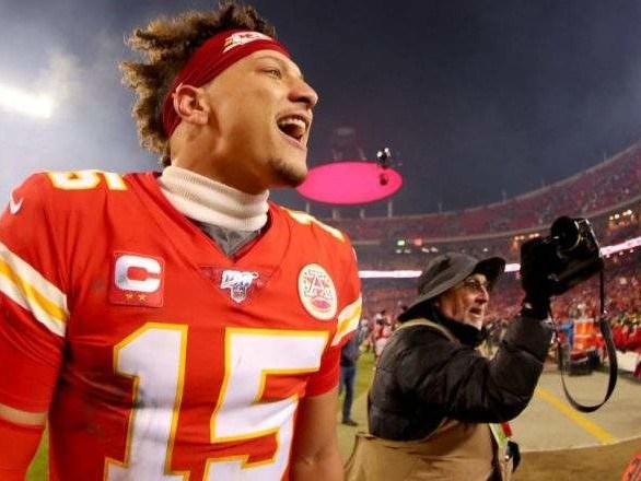 NFL Football Sunday TV Schedule: What Playoff Games Are Today?