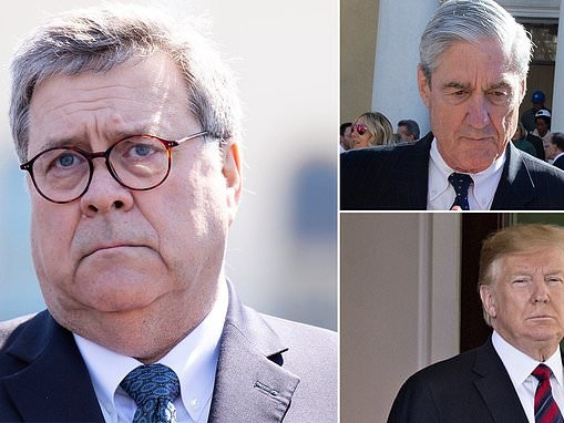 AG Bill Barr says Mueller is free to testify in Democratic House hearing as he heads to El Salvador
