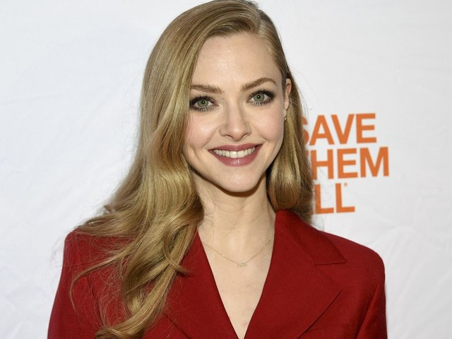 Amanda Seyfried is not taking this moment for granted