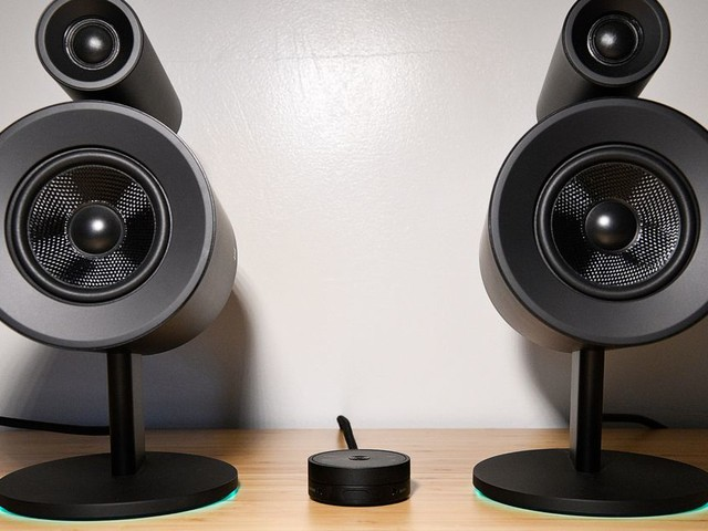 Razer Nommo Pro speakers review: versatility comes at a price