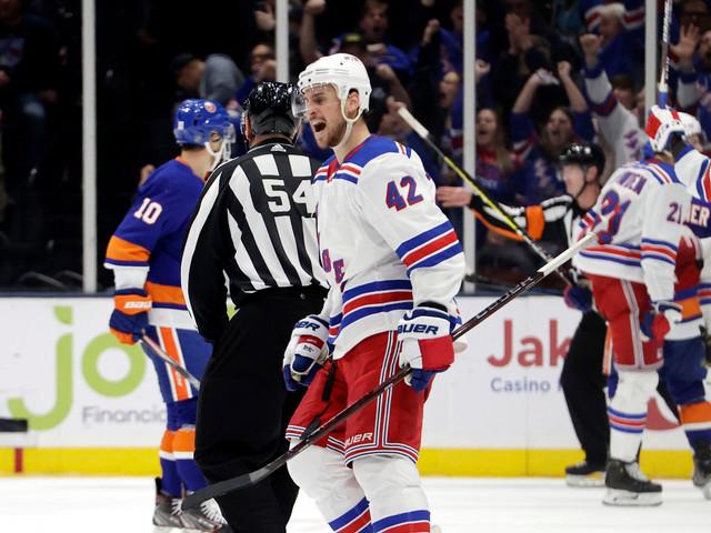 Brendan Smith's play allays Rangers' Brady Skjei trade sorrow