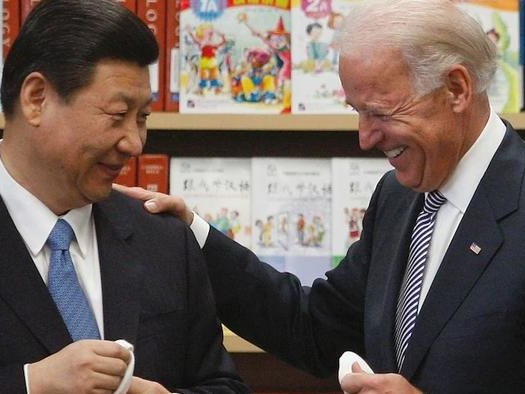 Progressives Demand Biden Leave China Alone Over Muslim Detention Camps, Hong Kong... To Avoid Climate Collapse