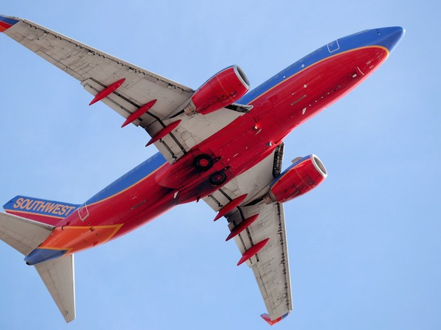 Southwest Airlines set for first test flight to Hawaii