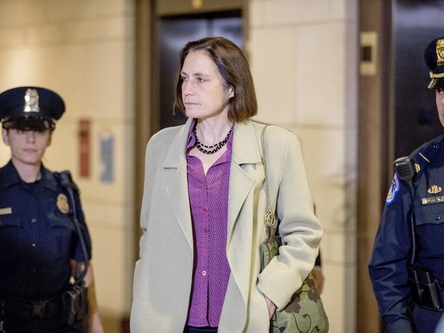 Watch Live: Fiona Hill and David Holmes Testify in Impeachment Inquiry