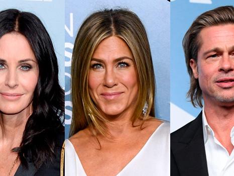 Courteney Cox: Why She Thinks Jennifer Aniston & Brad Pitt's Reunion Is A 'Beautiful Thing'