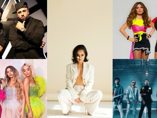 Becky G, Nicky Jam, Ozuna & More Latin Artists Drop New Tracks for Your Party Playlist