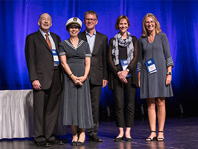 Dr. Almut Winterstein installed as president-elect of the International Society for Pharmacoepidemiology