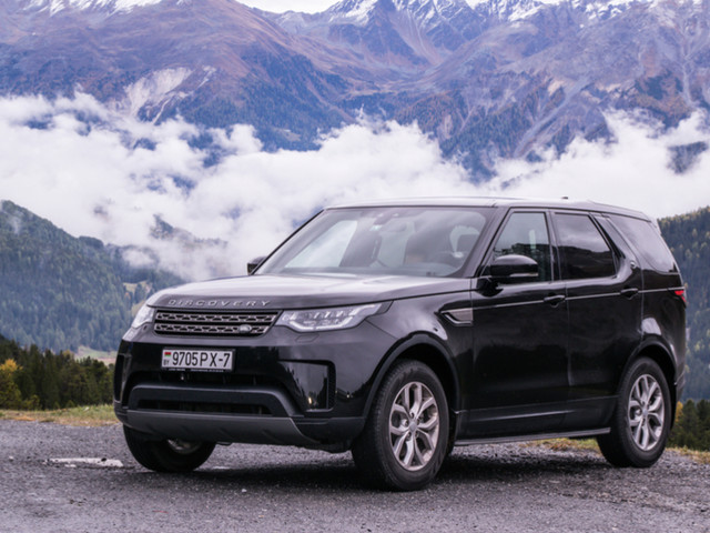 The Land Rover Lineup for 2019