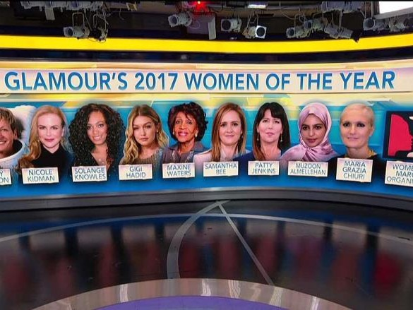 Glamour Women of the Year Snubs Conservative Women