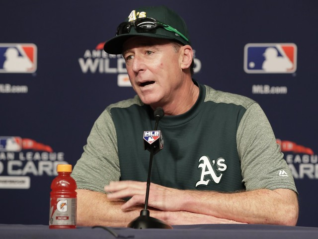 A's Bob Melvin wins his third Manager of the Year award