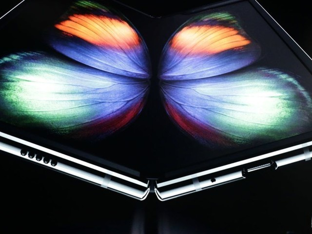 Samsung's foldable phone is officially the 'Galaxy Fold'