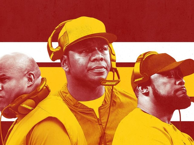 The 13 Candidates to Replace Jay Gruden in Washington