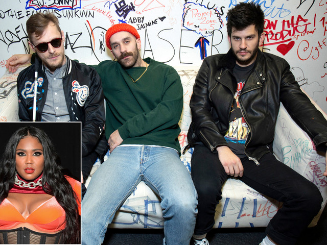 X Ambassadors on 'Orion' and working with 'incredible' Lizzo