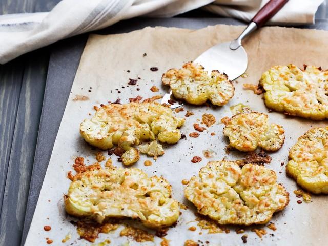 Low-carb and keto cauliflower recipes