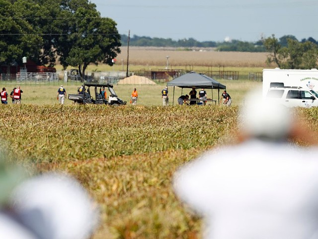 Pilot Of Crashed Texas Balloon Was As Impaired As A Drunk Driver