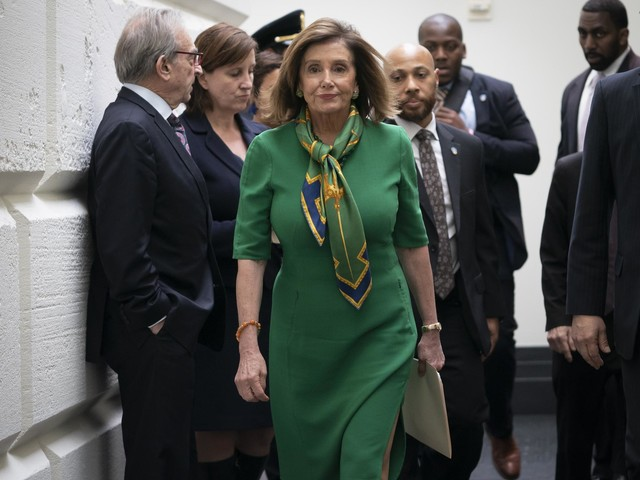 Watch Live: Speaker Pelosi, House Democrats Move Forward With Impeachment Process