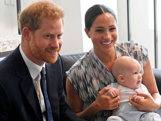 Prince Harry Talks Possibility of Moving to Africa With Meghan Markle and Archie