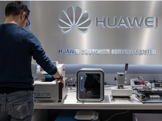 Pentagon Moves To Finally Cut Off Sales Of American Chips To Huawei