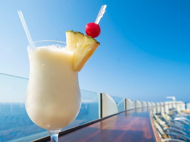 Spotted: Virgin frozen drinks added to Diamond Happy Hour menu