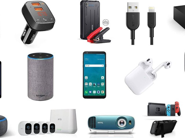 Anker Car Accessories, Fire TV Recast, LG Stylo 4, Arlo Pro 2, and more deals for July 3