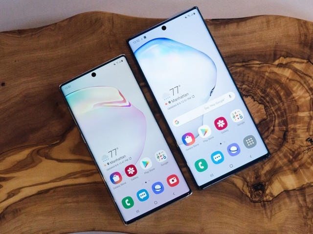Samsung's Galaxy Note 10 phone lineup arrives in stores today — here's how to get up to $600 off