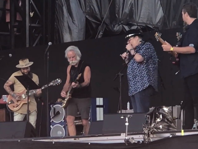 Bob Weir Joins Twiddle & Oteil Burbridge At Lockn'