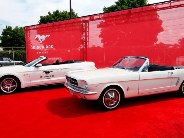 The First Ford Mustang Owner Kept The Car, It's Now Worth $350K