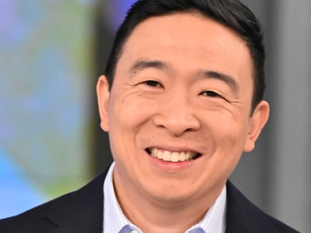 Andrew Yang's Feminist Debate Moment Wasn't A One-Time Thing