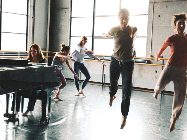 Dancing to (and Around) Bach