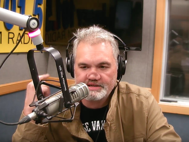 """Artie Lange Announces Release Date For """"Halfway House"""" Podcast"""