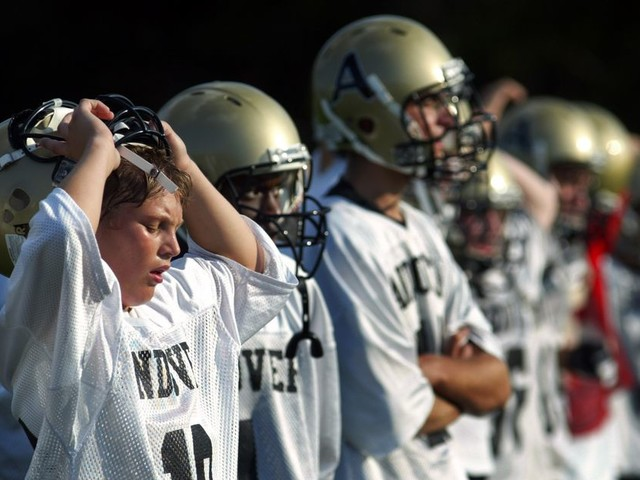 Extreme heat and humidity are putting athletes at greater health risk