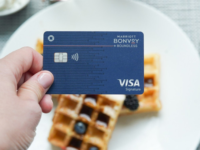 Grab these 75,000 Marriott Points with the Bonvoy Boundless credit card before they go away