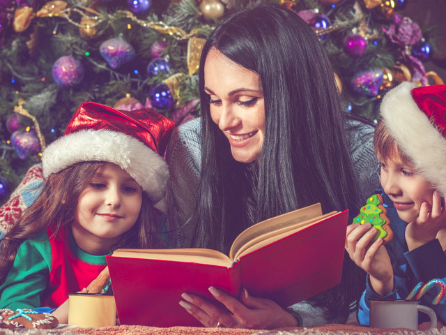 These Books For Kids Celebrate Christmas And Hanukkah