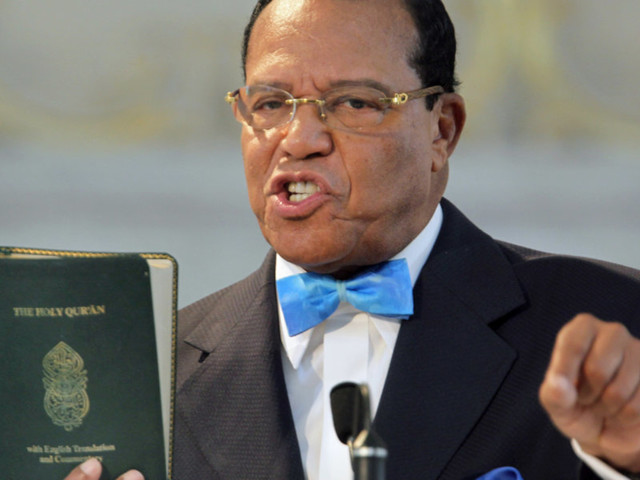 Shocker: The Democratic Party quits sponsoring Women's March after explosive segment about Louis Farrakhan on 'The View'