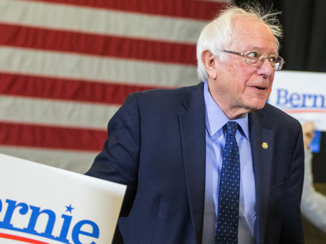 Bernie Sanders hit with FEC complaint after revelation about foreign nationals working for campaign