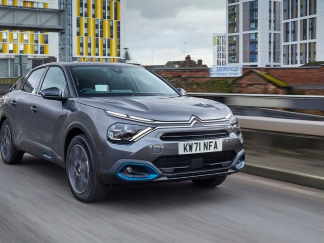 Onto Partners with Citroën and Adds the New ë-C4 to its Electric Fleet