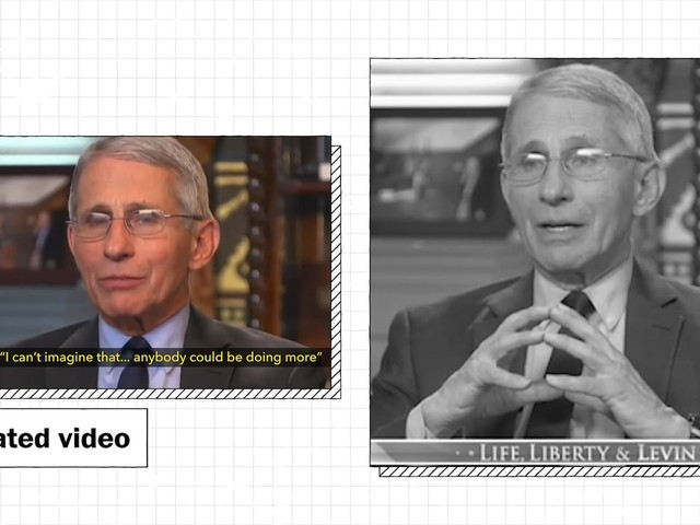 Trump campaign twists Fauci comment to suggest praise of the president