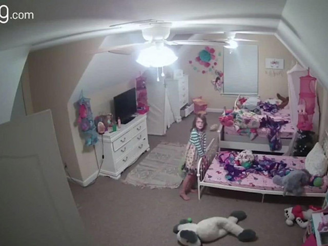 Ring camera installed in a children's room for 'peace of mind' is hacked, 8-year-old daughter harassed