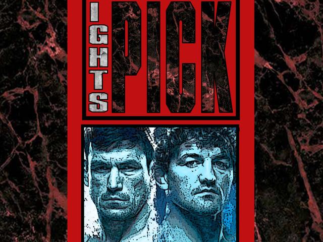 Ben Askren vs. Demian Maia - UFC Singapore - Fighters Pick Fights