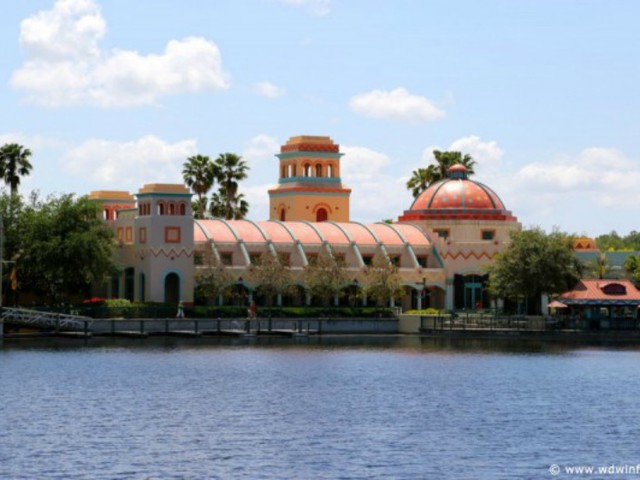 Permits Filed for Coronado Springs Expansion Project