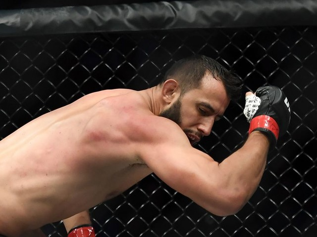 UFC Boston results: Reyes KOs Weidman in under two minutes