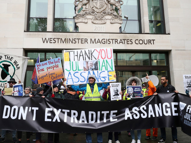 Assange lawyer discloses conditions for British justice TO RETHINK his extradition