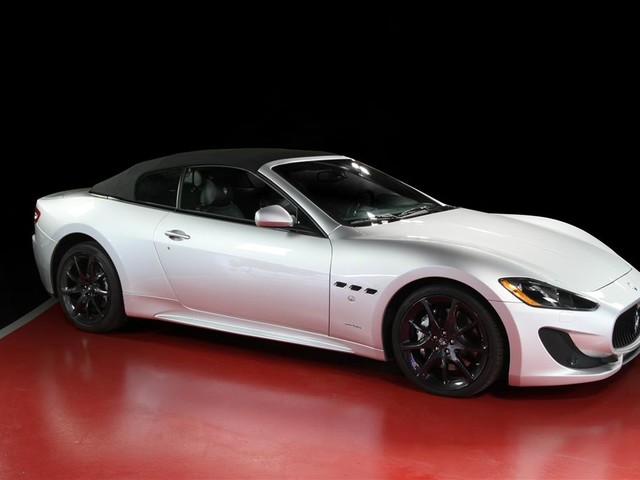 2013 Maserati GranTurismo--Sport